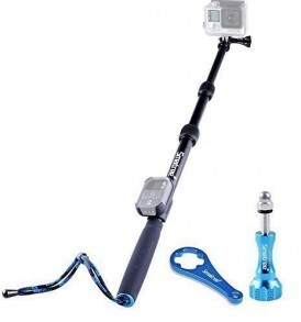 smapole for gopro hero