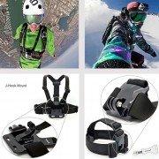 13-in-1 Accessories Kit for Gopro Hero sjcam
