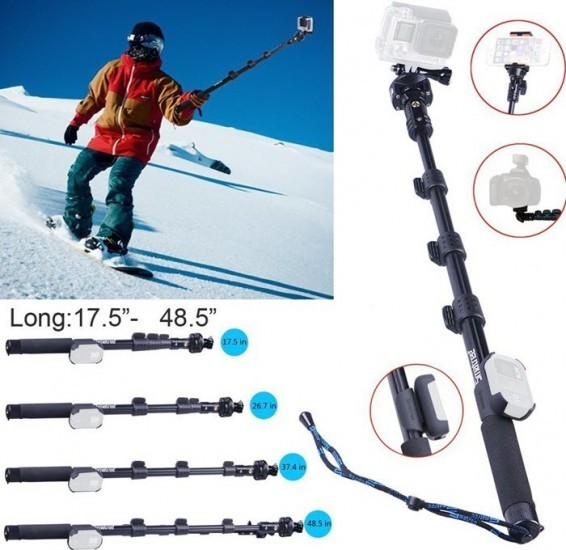 13-in-1 Accessories Kit for Gopro Hero